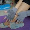 (พร้อมส่ง) YKSM30-1 ถุงมือ ถุงเท้าโยคะ กันลื่น