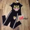 เสื้อผ้าแฟชั่นพร้อมส่ง KZDetail : Set เสื้อ+กางเกงพิมพ์ลายคมชัด
