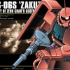 HGUC 1/144 MS-06S ZAKU II
