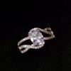 พร้อมส่ง แหวนเพชร ทรงรียอดฮิตของ Debeer