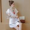 ชุดเดรสเกาหลี พร้อมส่งMidi Dress สั้นลุคคุณหนูน่ารักๆ
