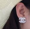 พร้อมส่ง Chanel Earring งานเกาหลี เพชรเต็มๆฟลอ
