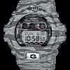 GShock G-Shockของแท้ ประกันศูนย์ GD-X6900TC-8 ลายพรางเทา