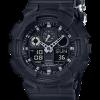 GShock G-Shockของแท้ ประกันศูนย์ GA-100BBN-1A BlackSeries ThankYouSale จีช็อค นาฬิกา ราคาถูก ราคาไม่เกิน สี่พัน