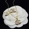 พร้อมส่ง Chanel Earring & Necklace