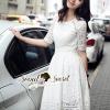 ชุดเดรสเกาหลี พร้อมส่งเดรสสวยๆ ลุคสาวหวานแบบสาวไฮ