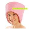 หมวกอบไอน้ำ Thermo cap รุ่นยอดนิยม ราคาพิเศษ 199 บาท (สีชมพู)