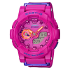 BaByG Baby-G ของแท้ ประกันศูนย์ BGA-185FS-4A ThankYouSale เบบี้จี นาฬิกา ราคาถูก ไม่เกิน สี่พัน