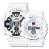 G-Shock ของแท้ ประกันศูนย์ GA-120TR-7A LOVBA-120TR-7B G-SHOCKxBABY-G