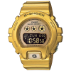 GShock G-Shockของแท้ ประกันศูนย์ รุ่น GMD-S6900SM-9 สีทอง