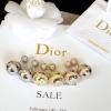 พร้อมส่ง Christian Dior Earring ต่างหูเพชร CZ