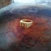 แหวนถมทอง หน้า 1.2 cm.งานออกและสั่งทำตามแบบลูกค้าต้องการ