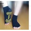 (พร้อมส่ง) YKA60-5-8 ถุงเท้าโยคะ กันลื่น