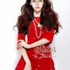 ชุดเดรสเกาหลี พร้อมส่ง เดรสสั้นสีแดงสด แต่งประดับมุกรอบตัวสวยเก๋น่ารักมากๆค่ะ เนื้อผ้าหนาเกรดดี