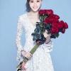 ชุดเดรสเกาหลี พร้อมส่งWhite Crown Lace Dress