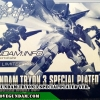 HG 1/144 GUNDAM TRYON 3 SPECIAL PLATED VER.