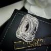 พร้อมส่ง Chanel Ringตัวนี้ค่ะ รุ่นนี้ใช้เพชร CZ แท้เกรดดีที่สุด