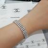 พร้อมส่ง Diamond Bracelet สร้อยข้อมือเพชร3 แถว