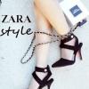 """รองเท้าส้นสูงสไตล์ZARA วัสดุผ้าสักหลาด ทรงหัวแหลม ตรงสายรัดข้อเท้าเป็นกระดุมแป๊กถอดใส่ง่าย สูง3.5""""ดีไซน์สวยเก๋ ใส่แล้วดูเท้าเรียวสวย รุ่นนี้แนะนำห้ามพลาดนะคร๊า colour:ดำ/ชม ไซส์ 36-40 บวก1ไซส์ ไม่เหมาะกับเท้าอวบและกว้าง WS18115736 / ราคา 890 บาท"""