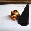 แหวนถมทองลายไทย แบบแบน หน้ากว้าง 1 cm. โดยเครื่องถมนคร by green