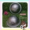 พิมพ์ครึ่งวงกลม ลายฟุตบอล ขนาด 8 เซนติเมตร (H002) /10 ชิ้น