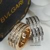 พร้อมมส่ง Bvlgari Ring แหวน Bvlgari งานเกรดไฮเอน เพชร 3 แถว