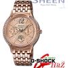 CASIO SHEEN นาฬิกาข้อมือSHEEN รุ่น SHE-3030PG-9A