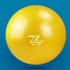 (พร้อมส่ง) บอลโยคะ Z หนาพิเศษ รับน้ำหนักมากกว่า 300 ขนาด 85CM