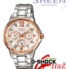 CASIO SHEEN นาฬิกาข้อมือSHEEN รุ่น SHE-3029SG-7A