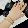 พร้อมส่ง Diamond Bracelet & Ring งาน 3 กษัตริย์ สีเงิน/ทอง/พิ้งโกลด์