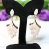 E99010 The Elegant Chandelier Earring ต่างหูระย้า
