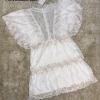 ชุดเดรสแฟชั่นพร้อมส่ง Love story dress