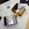 พร้อมส่ง Louis Vuitton Essential V Strass Cuff กำไลหลุย วิกตอง