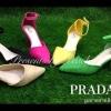 รองเท้างานนำเข้าสไตล์แบรนด์ PRADA รองเท้าดีไซน์ใหม่ล่าสุดทรงสุดสวยเก๋..Wow!!! กำลังมาแร๊งงงง...เลยคร้าา
