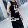 ชุดเดรสเกาหลี พร้อมส่งEyppy Chic Black Lace Dress