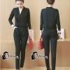 เสื้อผ้าเกาหลี พร้อมส่งSimplicity Beauty Jumpsuit