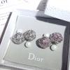 พร้อมส่ง Dior TRIBAL earring ต่างหูดิออร์ ยอดนิยมม๊าก