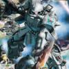 MG 1/100 SHIN MATSUNAGA ZAKU VER. 2.0