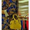 Mango Mini Saffiano Messenger Bag กระเป๋าสะพายทรงเหลี่ยมขนาดน่ารัก ด้านในกว้างค่ะ