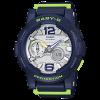BaByG Baby-Gของแท้ ประกันศูนย์ BGA-180-2B เบบี้จี นาฬิกา ราคาถูก ไม่เกิน ห้าพัน