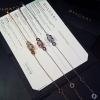 พร้อมส่ง Diamond Bvlgari Bracelet ข้อมือ บูการี่เพชร เหมือนแท้ชนช๊อป เพชรฝังCZ8Aรอบ งาน1:1