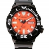 Seiko Night Monster - Orange Color