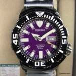 Seiko Night Monster - Purple Color