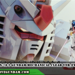 RG 1/144 RX-78-2 GUNDAM MECHANICAL CLEAR VER. EXPO 2011