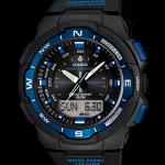 นาฬิกา Casio ของแท้ รุ่น SGW-500H-2B CASIO นาฬิกา ราคาถูก ไม่เกิน สี่พัน