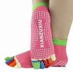 (พรีออเดอร์) YKA80-23-3P ถุงเท้าโยคะ โปรโมชั่น 2 คู่ 499 บาท