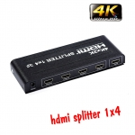 hdmi splitter 1x4 4Kx2K full hd 3D 2160p
