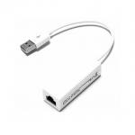 สายแปลงadapter usb 2.0 to Ethernet lan RJ45