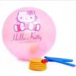 (พรีออเดอร์) ลูกบอลโยคะHello Kitty 75 cm