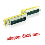adapter Parallel db25 converter Male to Male